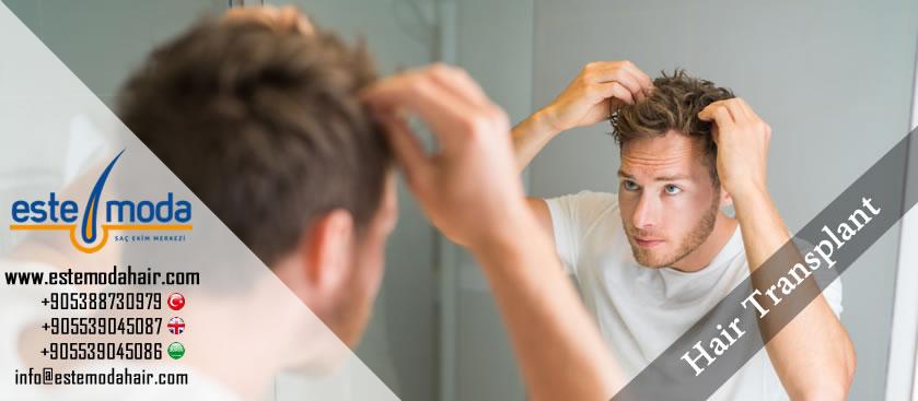 Portsmouth Hair Beard Eyebrow Kipric Mustache Transplantation Aesthetic Prices Center - Este Moda