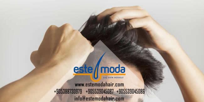 زراعة الشعر طريقة
