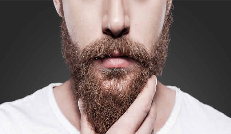 In which situations is beard transplantation necessary?